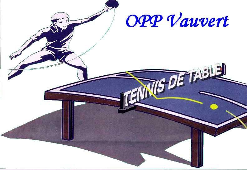 Site du club de tennis de table de vauvert - Table tennis de table exterieur ...
